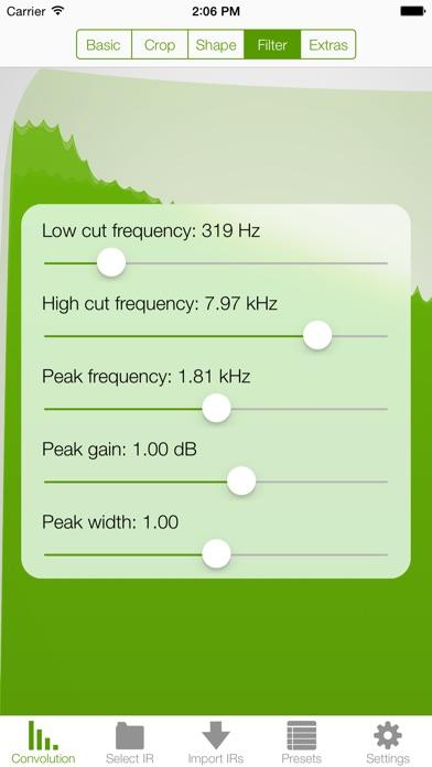 Mobile Convolution Re... screenshot1