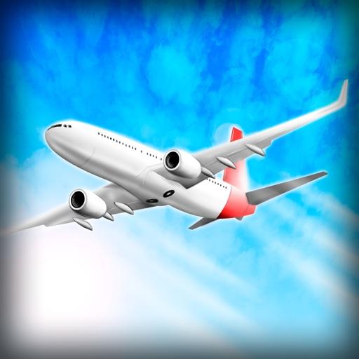 Flight Simulator: Aircraft Pilot 3D iOS App