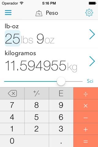 The Converter screenshot 1