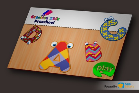 Creative Kids Academy - ABC alphabet & numbers games pre-k kids screenshot 1