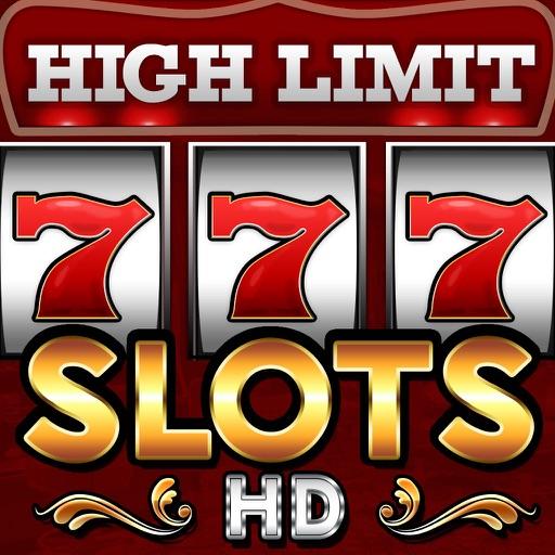 High Limit Slots HD iOS App