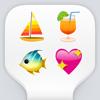 Apalon Apps - Teclas de Emoji - Temas para el teclado, nuevos emojis y pegatinas portada