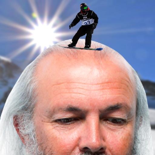 Hagame – The Bald Slipper【有趣玩滑板】
