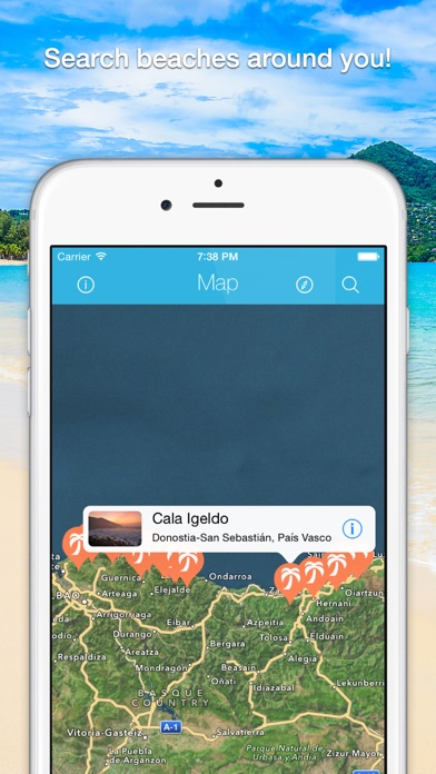 download Beach Spot Spain - Beaches in Pocket apps 0