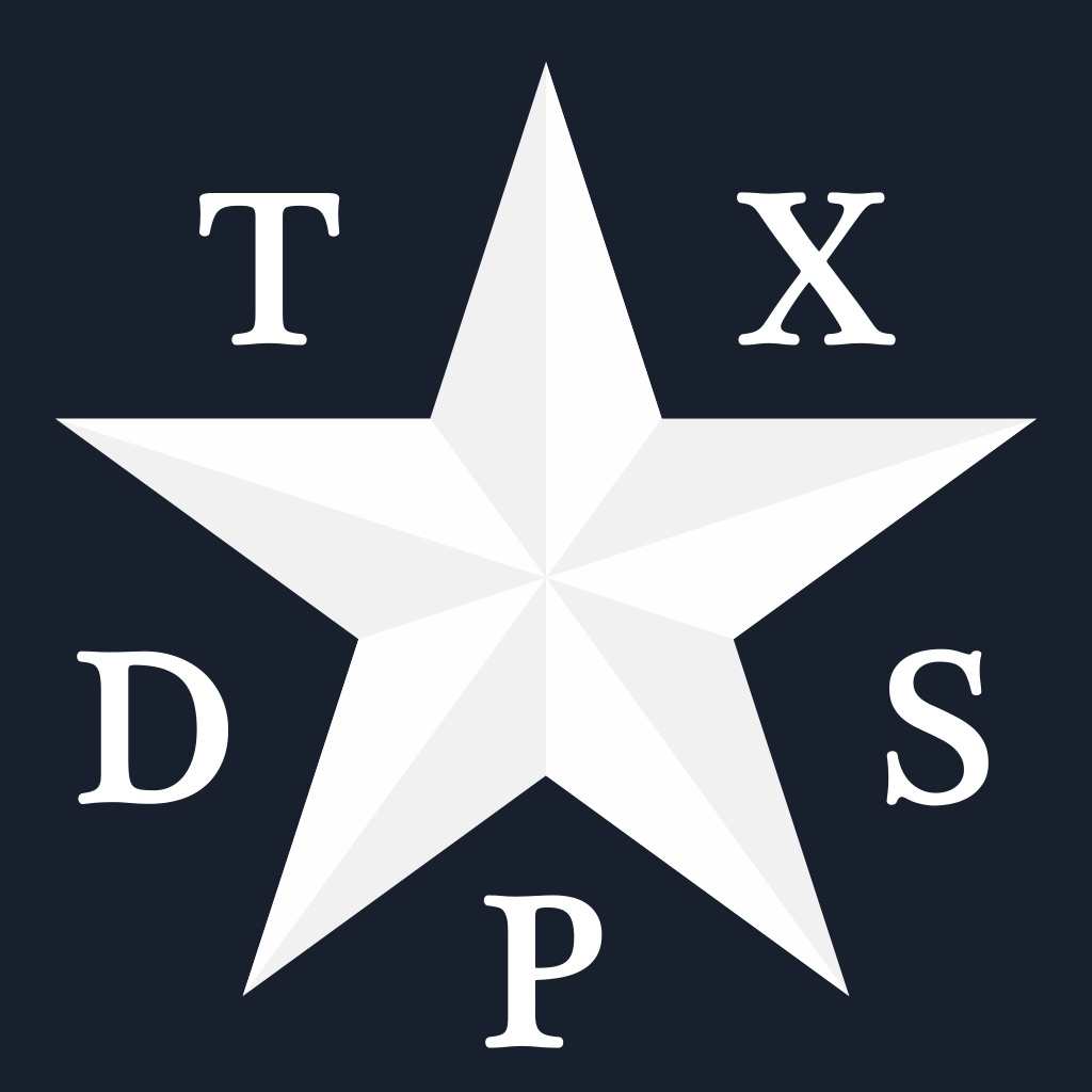 texas dps on the app store. Black Bedroom Furniture Sets. Home Design Ideas