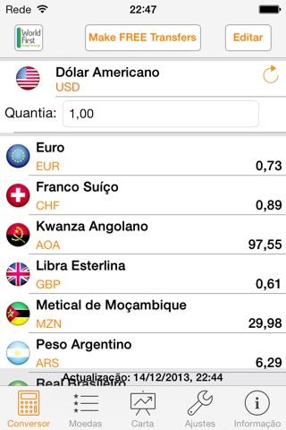 My Currency PRO screenshot 1