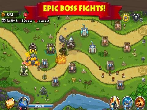 Игра Horde Hero Defense