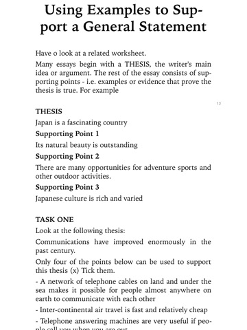 ielts writing structure analyze and academic essays collection by  screenshot 4