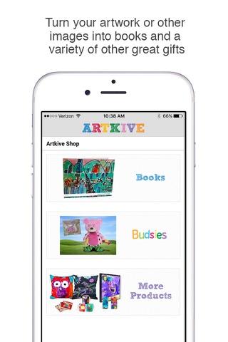 Artkive - Save Kids' Art screenshot 4