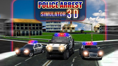 Screenshot #1 pour Police Arrest Simulator 3D