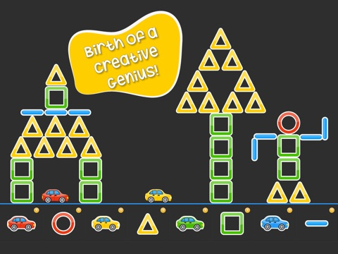 Cars On Shapes screenshot 3