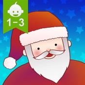De slee van de kerstman