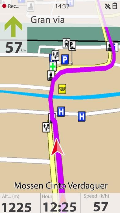 TwoNav GPS: Premium screenshot1