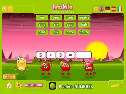 Houlala French screenshot 4