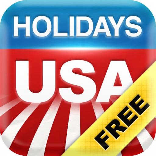 usa holidays 2013 2017 calendar and events countdown on the app store. Black Bedroom Furniture Sets. Home Design Ideas
