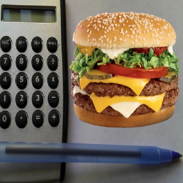 Pts Calculator With Weight And Exercise Tracker For Weight Loss Fast Food And Calorie