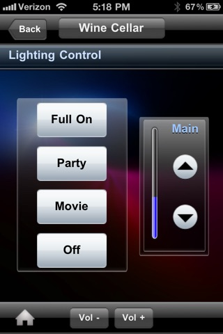 Crestron Mobile screenshot 2