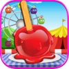 Candy Apples - Kids Food & Cooking Games FREE