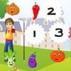 123 Counting Nel Giardino: Bambini Istruzione