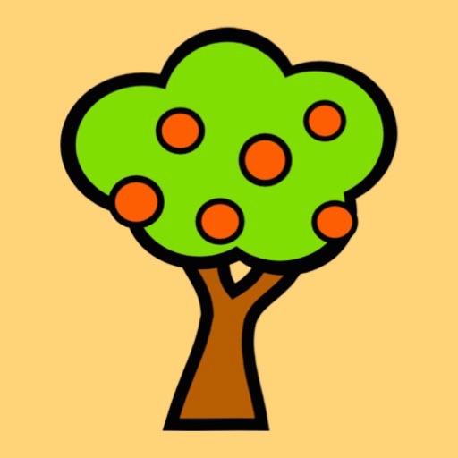 Apple and Banana Defense - Tree Shoot Fruit iOS App