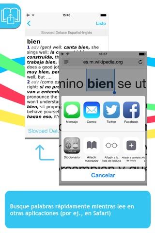 Diccionario Inglés <> Español screenshot 3