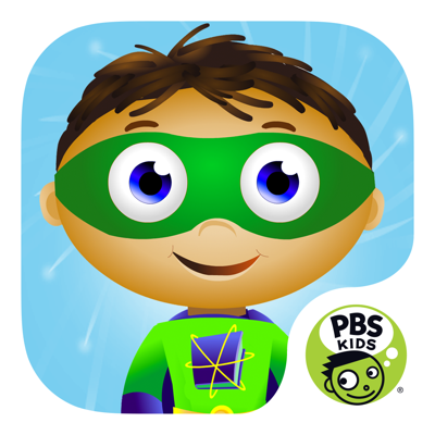 SUPER WHY! for iPad app review
