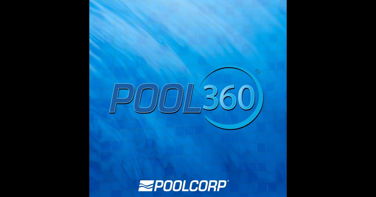 Pool360 on the app store for Scp distributors swimming pools