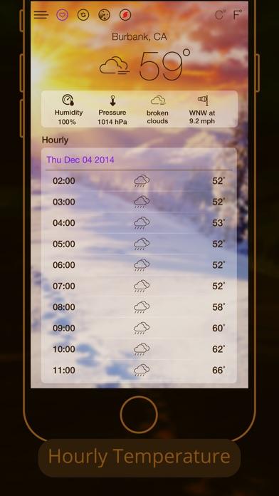 iWeather - Live ForecastScreenshot of 2