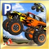 Monster Truck Parking Simulator - Real Car Driving Test Run Sim Racing Games