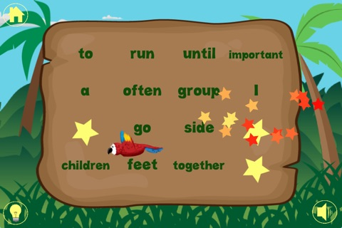Advanced Sight Words Free : High Frequency Word Practice to Increase English Reading Fluency screenshot 2