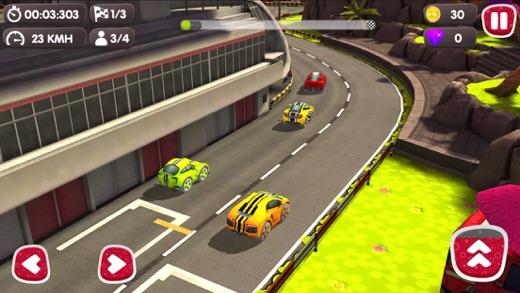 Turbo Wheels Screenshot