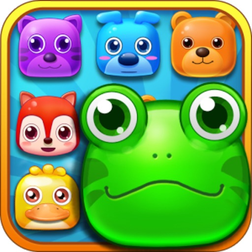 Pet Story : Match 3 puzzle adventure Game for Kids & Childs iOS App