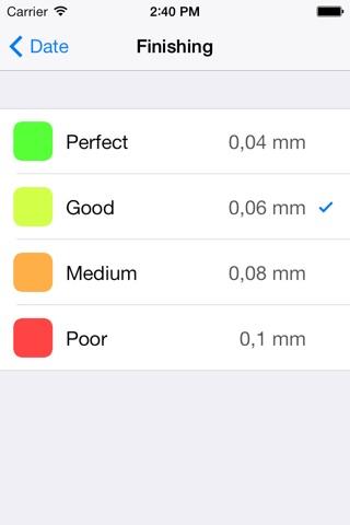 CNC perfectCut screenshot 4