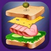 A Sandwich Maker Shop Story - Pizza & Lunch Fair Fast Food Cooking Restaurant Games for Kids