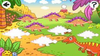 Screenshot of Attivo! Ordina Per Dimensioni Per i Bambini Con i Dinosauri4