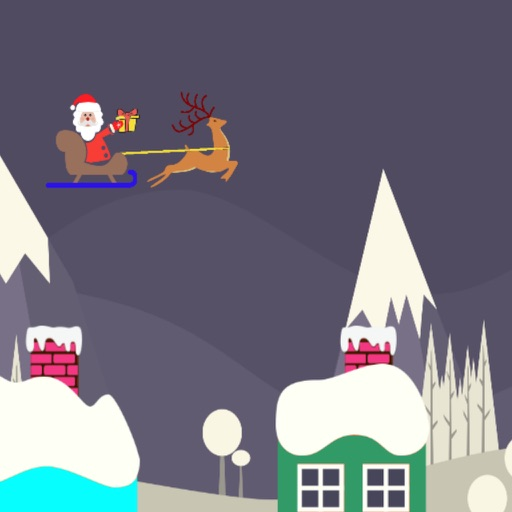 Santa Children Gifts iOS App