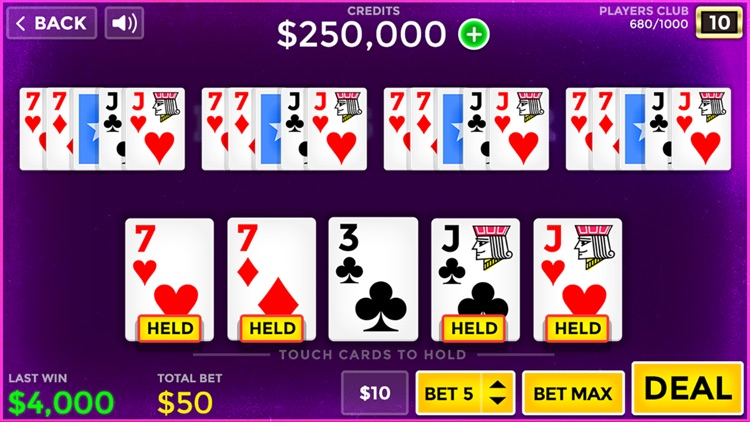 Best video poker training app ac casino hotels deals