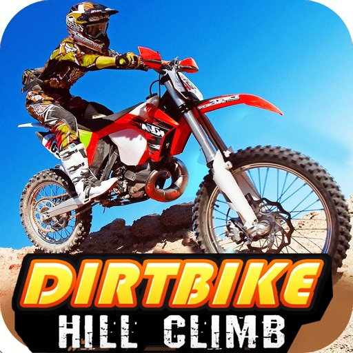 Dirt Bike Hill Climb iOS App