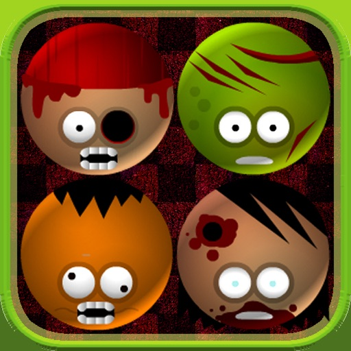 Zombies Match - Free Matching Puzzle Mania iOS App