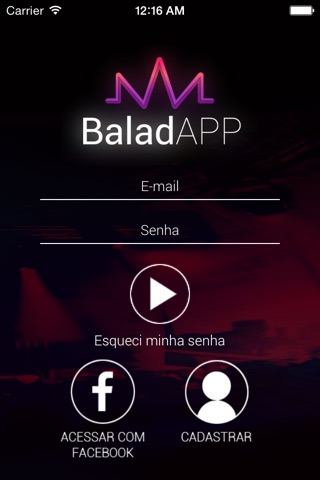 BaladApp screenshot 1
