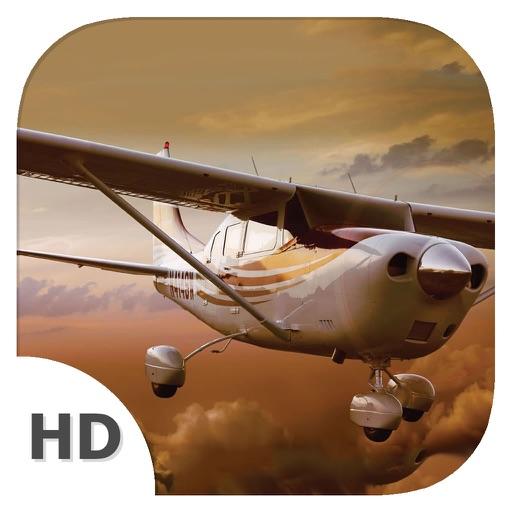 Flight Simulator (Cessna Edition) - Become Airplane Pilot iOS App