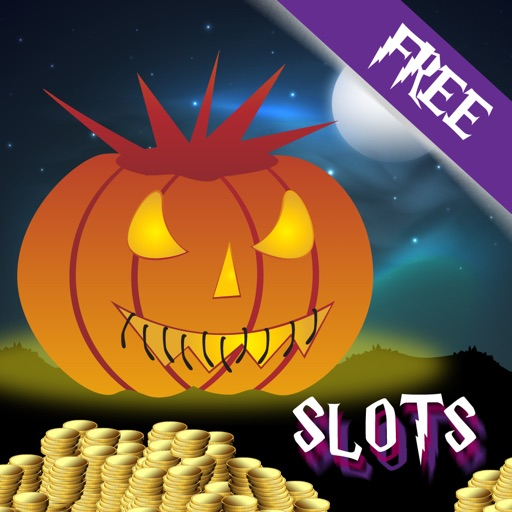 @Jack O Lantern Pumpkin - Halloween Holiday Slots Machine Free iOS App