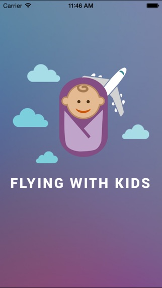 Flying With Kids - How to calm and hush your baby with soothing sounds while traveling in the airのおすすめ画像1