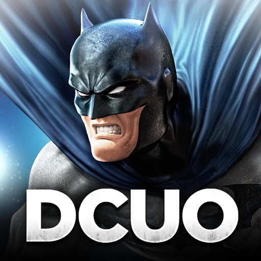 DCUO Mobile Mainframe iOS App