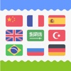 Smart Translator: Speech and text translation from English to Spanish and 40 foreign languages!