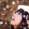 雪降るカメラ