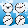 Weltuhr (News Clocks)