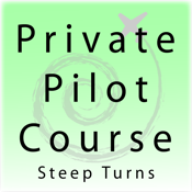 Steep Turns - Private Pilot icon