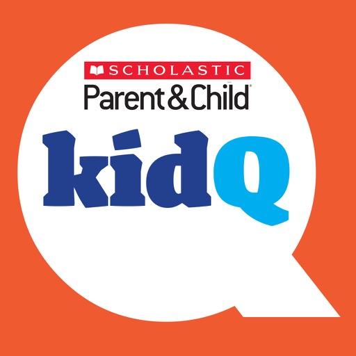 Scholastic Parent & Child KidQ iOS App