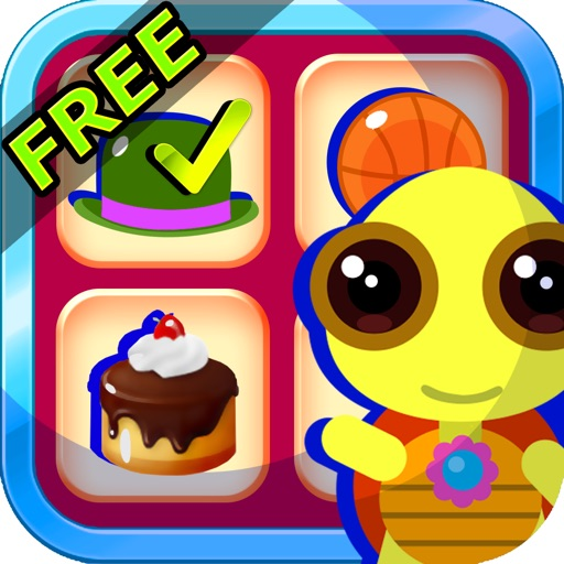 Baby First Words Book 2 House. Free educational games for toddlers. iOS App
